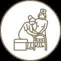 Hillcrest Rehabilitative Care Icon