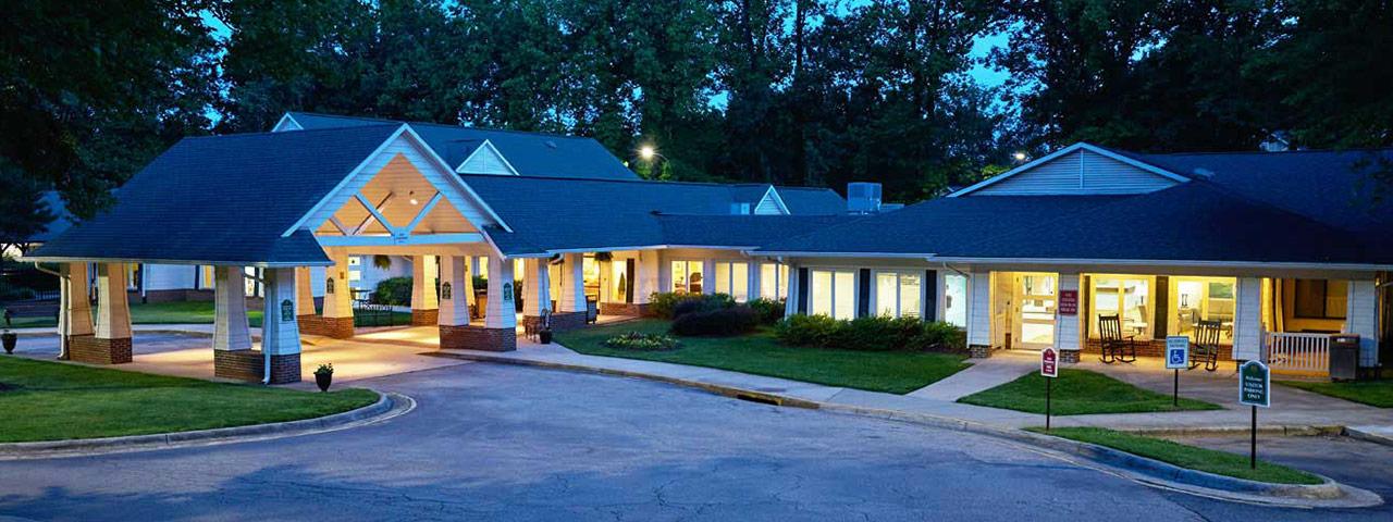 Hillcrest Convalescent Center Tour a Facility