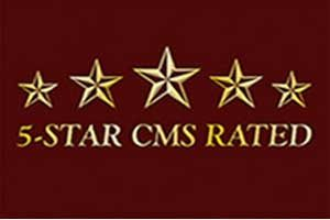 Hillcrest 5 Star CMS Rated