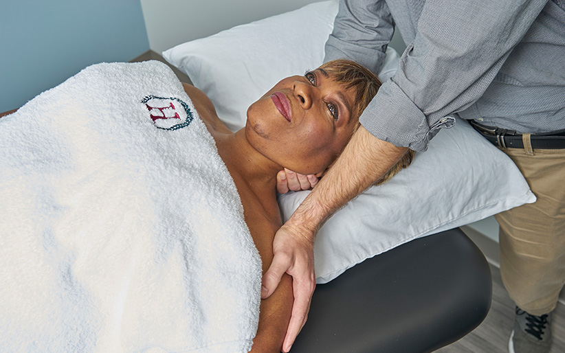 Hillcrest Specialty Care Lymphodema