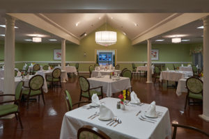 Hillcrest Raleigh Dining