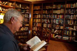 Hillcrest Durham Tour Library