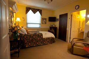 Hillcrest Convalescent Center - Superior Rooms