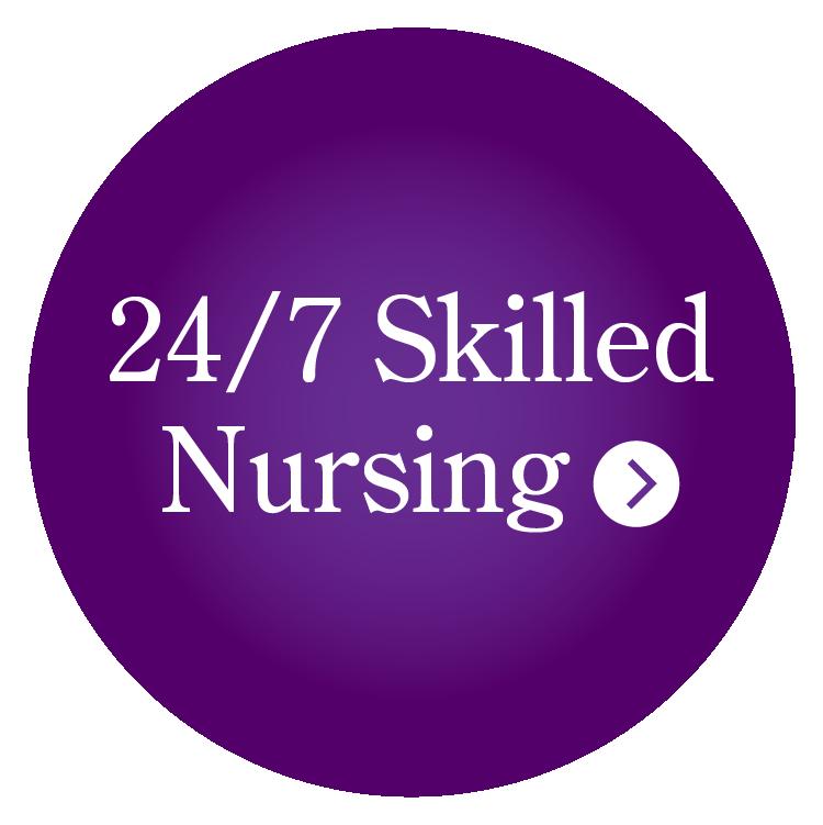 24/7 Skilled Nursing Icon