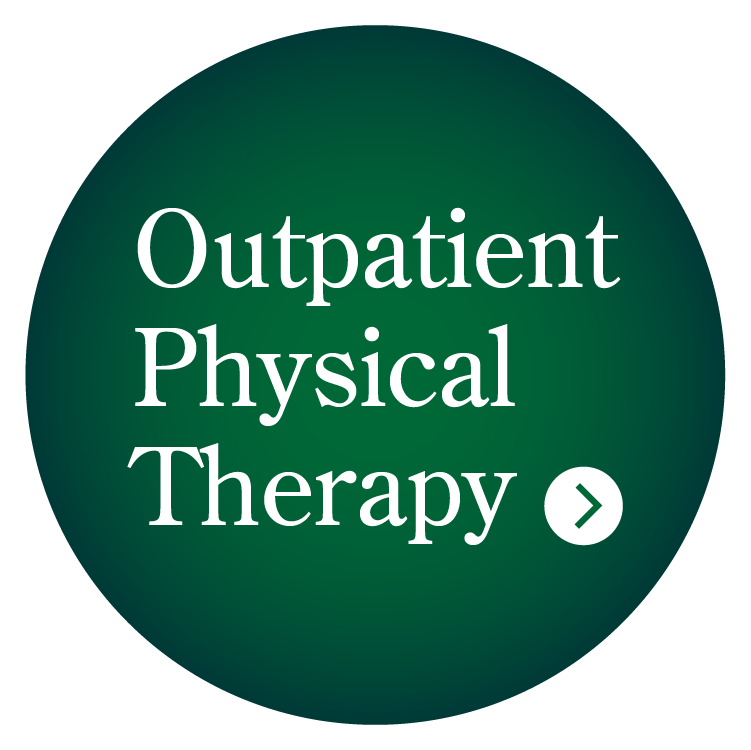 Outpatient Physical Therapy Icon